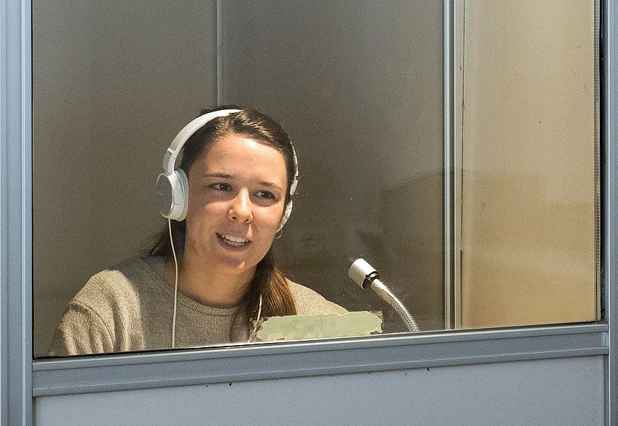 1 interpretazione ph Marina Alessi 2019 Scuola Interpreti Traduttori MOD