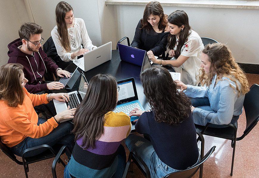 1 relazioni internazionali ph Marina Alessi 2019 Scuola Interpreti Traduttori MOD