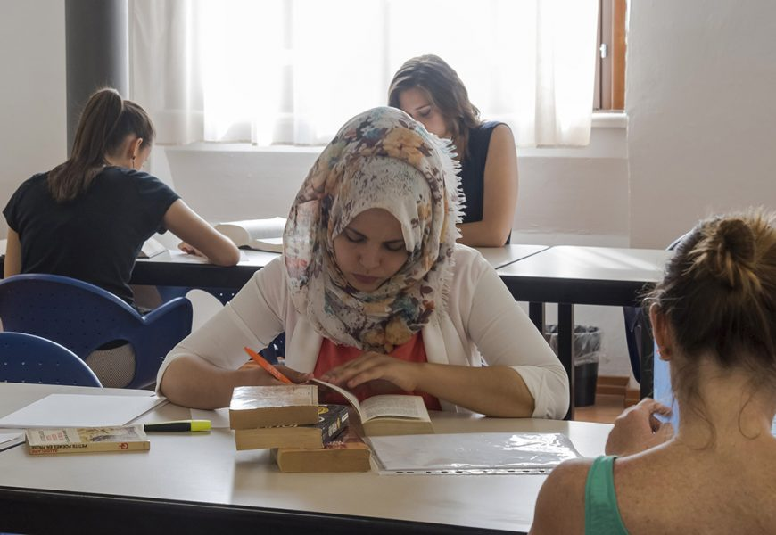 Mediazione linguistica Scuola Altiero Spinelli