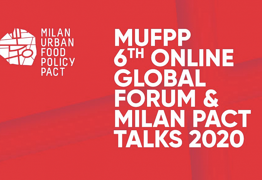1 6th MUFPP 1 Global Forum Milan Pact Talks 2020