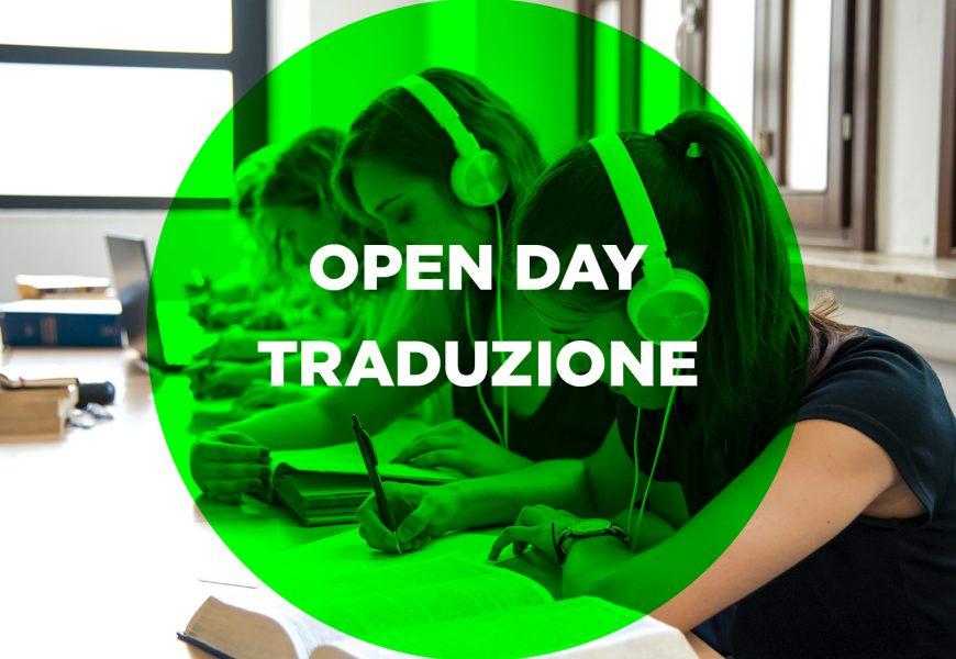 2020 Openday 2 Traduzione