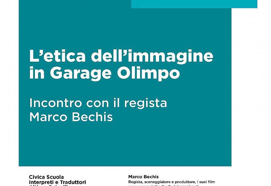 Seminario Marco Bechis 2018