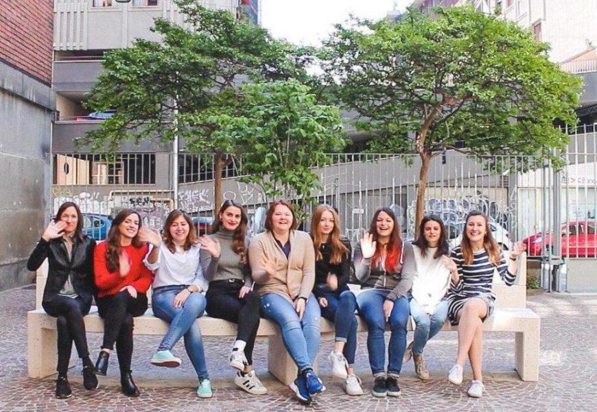 Studenti Comunicaliber 2019
