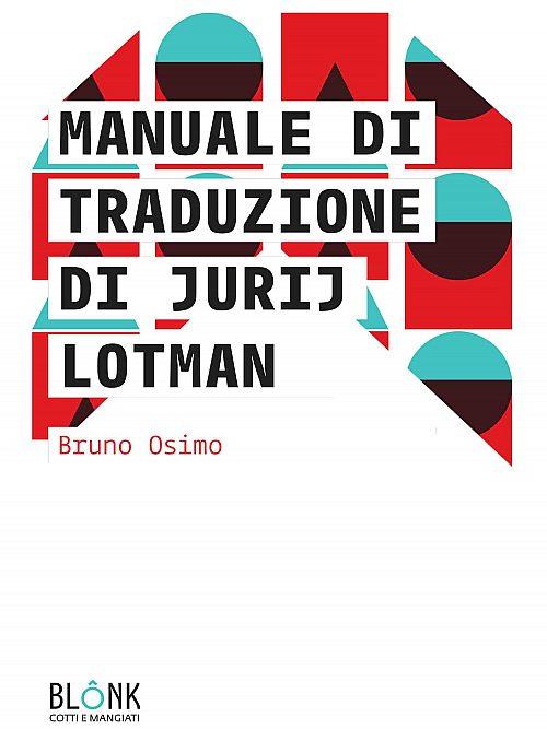 Jurij Lotman Copertina Libro
