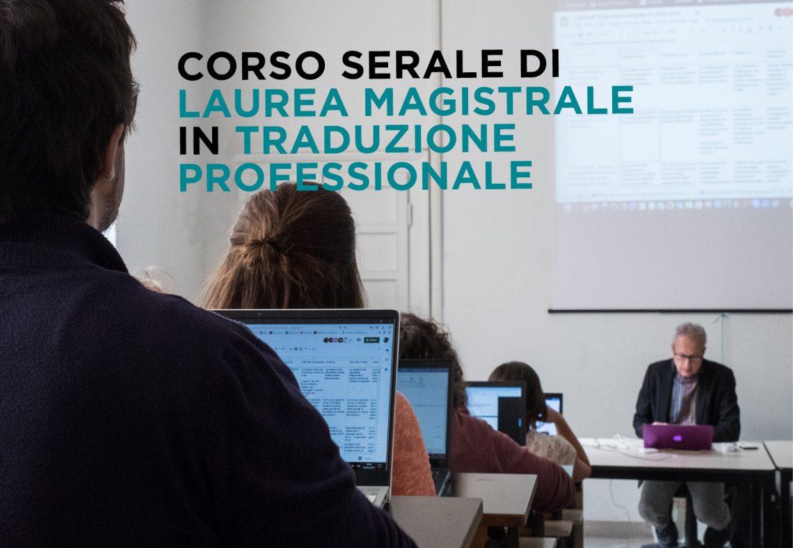Corso Serale Laura Magistrale2020 Mailup